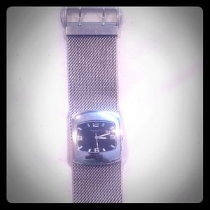 Kenneth cole chainmail watch womens vintage